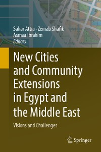 Cover New Cities and Community Extensions in Egypt and the Middle East
