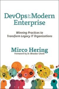 Cover DevOps for the Modern Enterprise