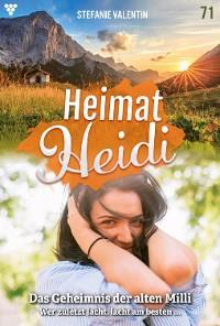 Cover Heimat-Heidi 71 – Heimatroman