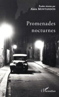 Cover Promenades nocturnes