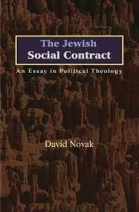 Cover The Jewish Social Contract