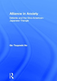 Cover Alliance in Anxiety