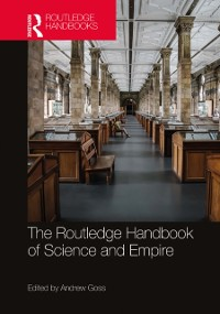 Cover Routledge Handbook of Science and Empire