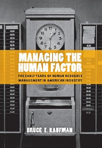 Cover Managing the Human Factor