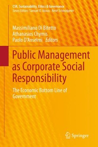 Cover Public Management as Corporate Social Responsibility