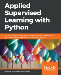 Cover Applied Supervised Learning with Python