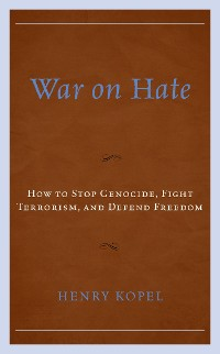 Cover War on Hate
