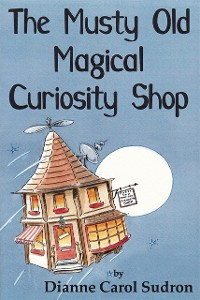 Cover Musty Old Magical Curiosity Shop