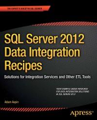 Cover SQL Server 2012 Data Integration Recipes