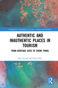 Cover Authentic and Inauthentic Places in Tourism