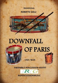 Cover Downfall of Paris