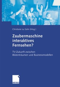 Cover Zaubermaschine interaktives Fernsehen?