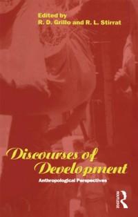 Cover Discourses of Development