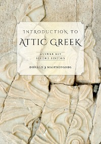 Cover Introduction to Attic Greek