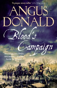 Cover Blood's Campaign