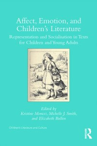 Cover Affect, Emotion, and Children's Literature