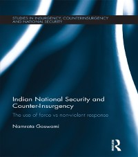 Cover Indian National Security and Counter-Insurgency