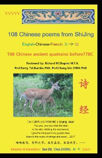 Cover 108 Chinese Poems from ShiJing