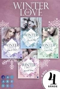 Cover Winter of Love: Alle Bände der romantischen Winter-Serie in einer E-Box!