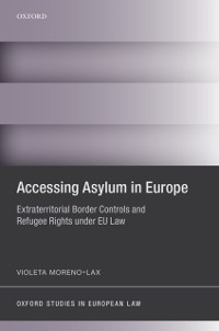 Cover Accessing Asylum in Europe