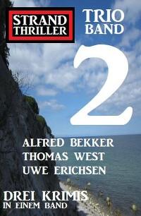 Cover Strand Thriller Trio Band 2 – Drei Krimis in einem Band