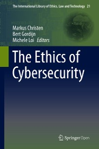 Cover The Ethics of Cybersecurity
