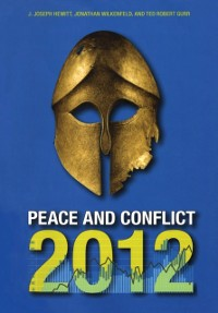 Cover Peace and Conflict 2012