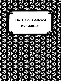 Cover The Case is Altered