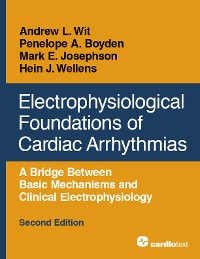 Cover Electrophysiological Foundations of Cardiac Arrhythmias, Second Edition