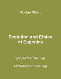 Cover Evolution and Ethics of Eugenics