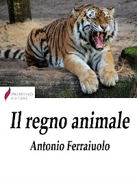 Cover Il regno animale