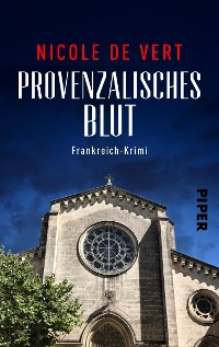 Cover Provenzalisches Blut