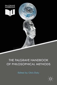 Cover The Palgrave Handbook of Philosophical Methods