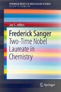 Cover Frederick Sanger
