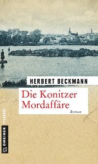 Cover Die Konitzer Mordaffäre