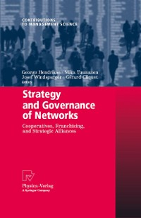 Cover Strategy and Governance of Networks