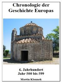 Cover Chronologie Europas 6