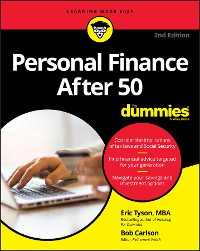 Cover Personal Finance After 50 For Dummies