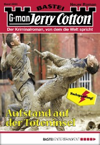 Cover Jerry Cotton 3224 - Krimi-Serie