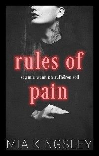 Cover Rules Of Pain