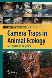 Cover Camera Traps in Animal Ecology