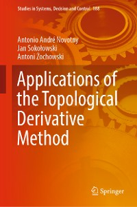 Cover Applications of the Topological Derivative Method