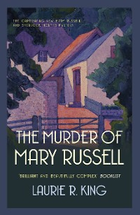 Cover The Murder of Mary Russell