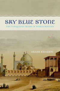 Cover Sky Blue Stone