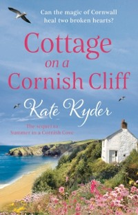 Cover Cottage on a Cornish Cliff