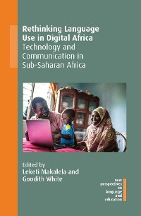 Cover Rethinking Language Use in Digital Africa