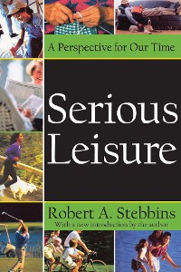 Cover Serious Leisure