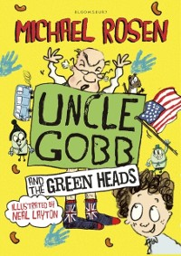 Cover Uncle Gobb And The Green Heads