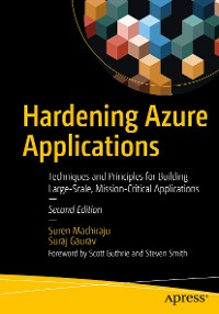 Cover Hardening Azure Applications