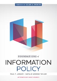 Cover Foundations of Information Policy